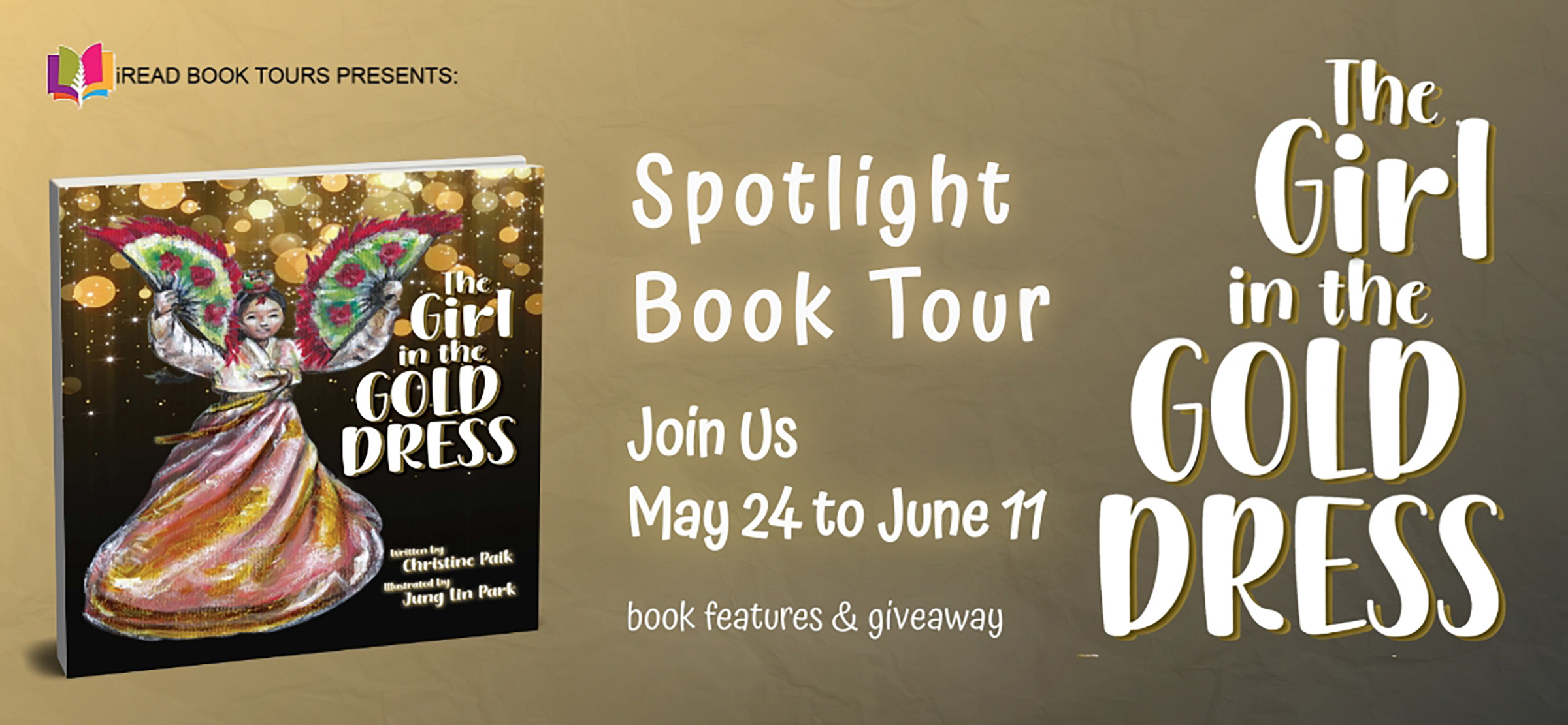 The Girl in the Gold Dress [Book Tour Spotlight]