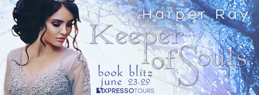 Keeper of Souls [Book Blitz]