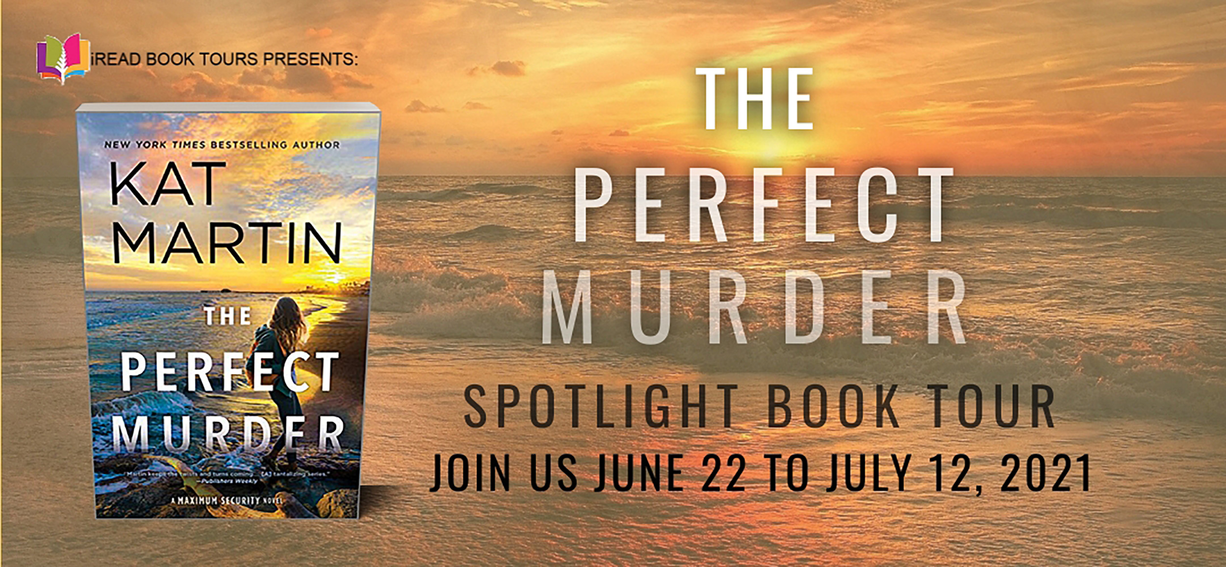The Perfect Murder [Book Tour with Excerpt]
