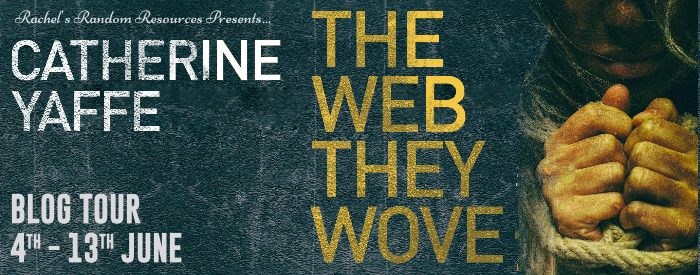 The Web They Wove [Book Tour]