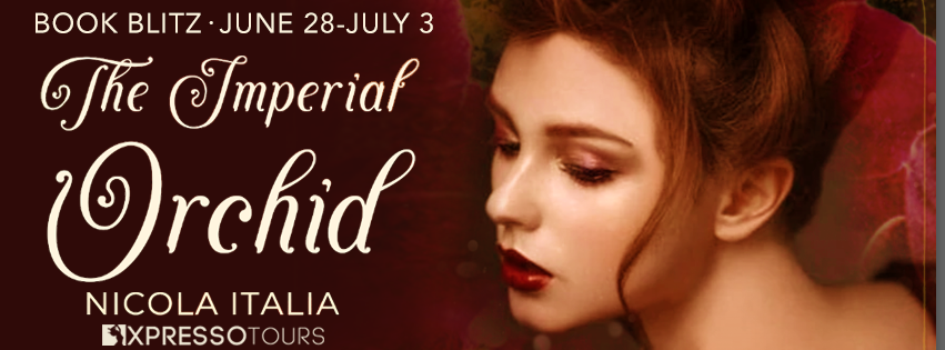 The Imperial Orchid [Book Blitz]