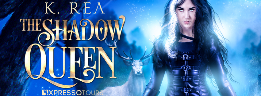 Cover Reveal: The Shadow Queen
