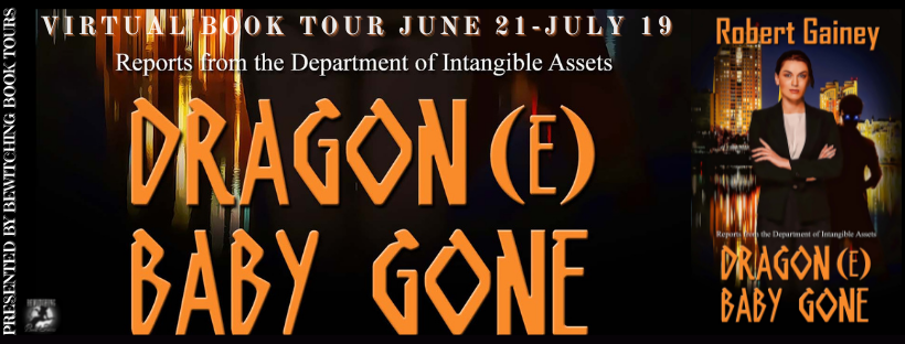 Dragon(e) Baby Gone [Book Tour with Excerpt]