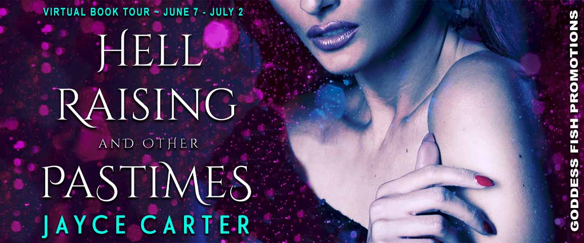 Author Interview with Jayce Carter