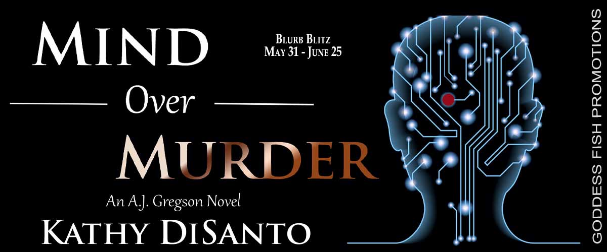 Mind Over Murder [Book Tour with Excerpt]