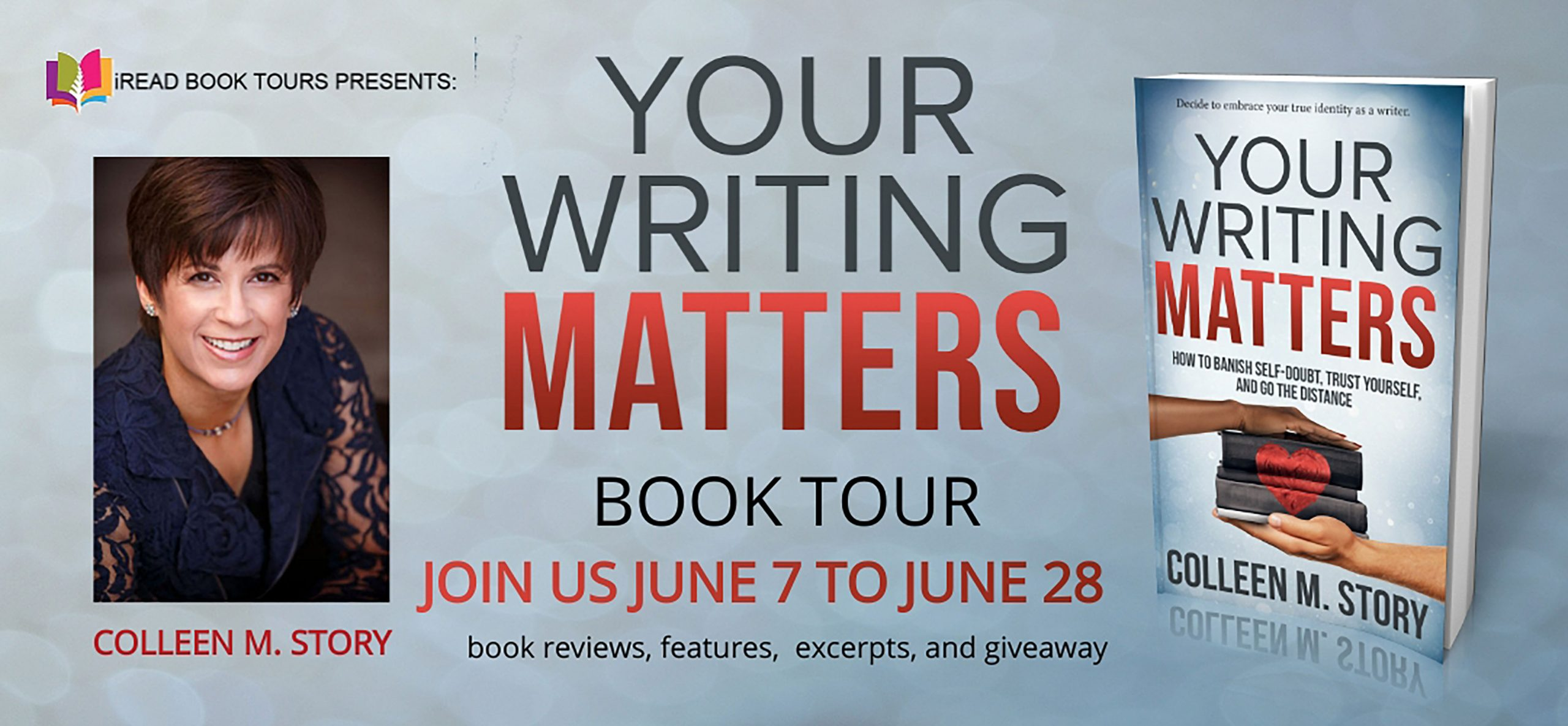Your Writing Matters – 5 Star Book Review