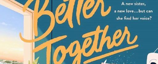 Better Together  – 4 Star Book Review