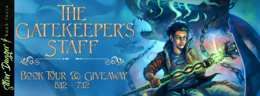 The Gatekeeper's Staff [Book Tour Spotlight]