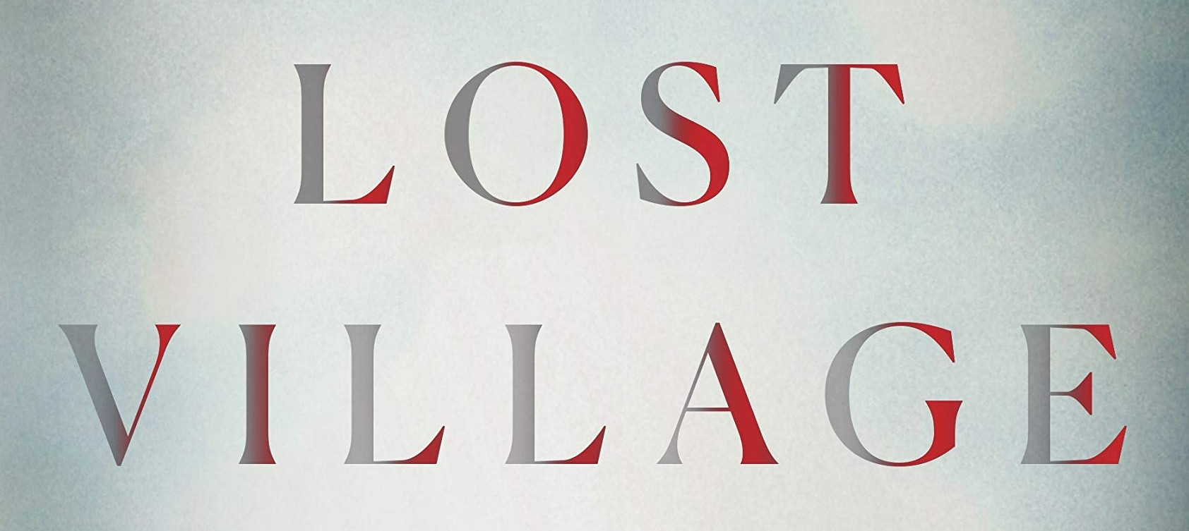 The Lost Village  – 5 Star Book Review