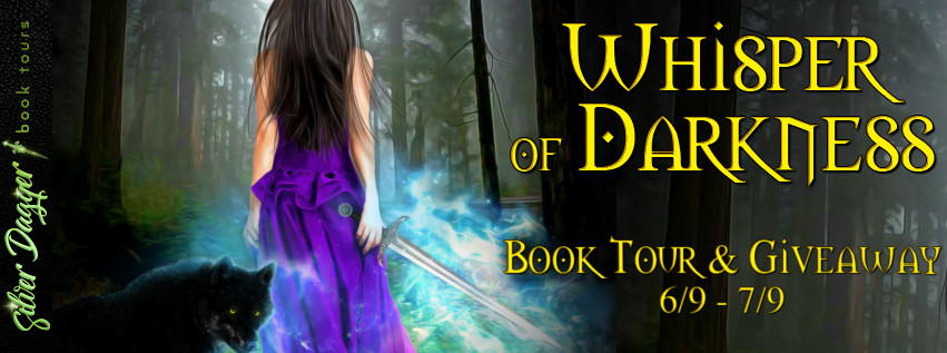 Whisper of Darkness [Book Tour with Excerpt]