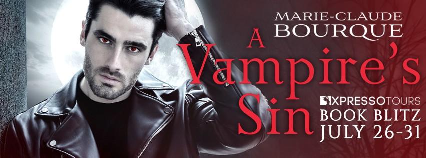 A Vampire's Sin [Book Blitz with Excerpt]