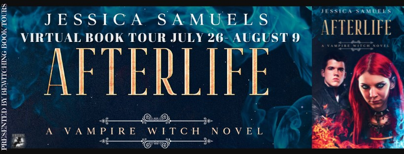 Afterlife by Jessica Samuels [Book Tour with Excerpt]