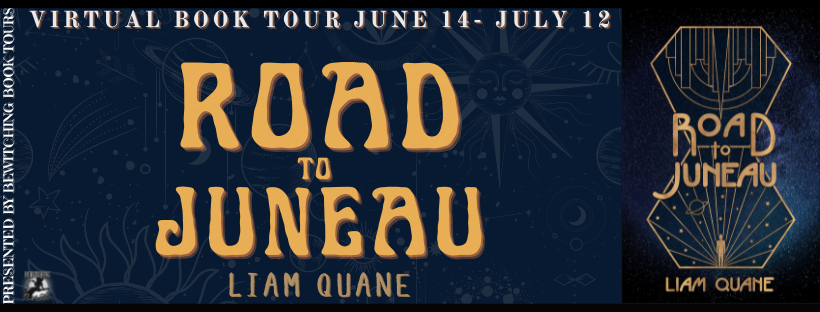 Road to Juneau [Book Tour with Excerpt]