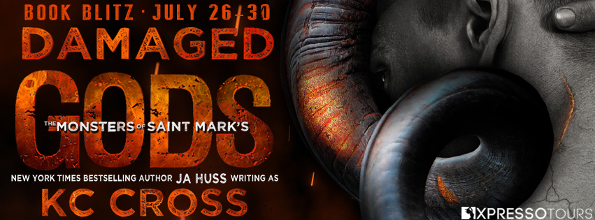 Damaged Gods by K.C. Cross [Book Blitz with Excerpt]