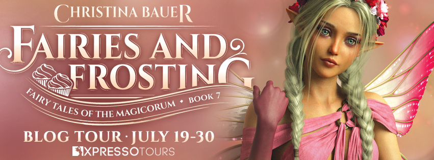 Fairies and Frosting  – 4 Star Book Review