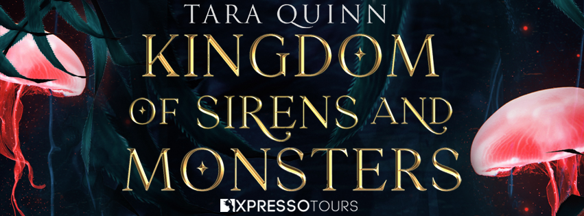 Cover Reveal: Kingdom of Sirens and Monsters