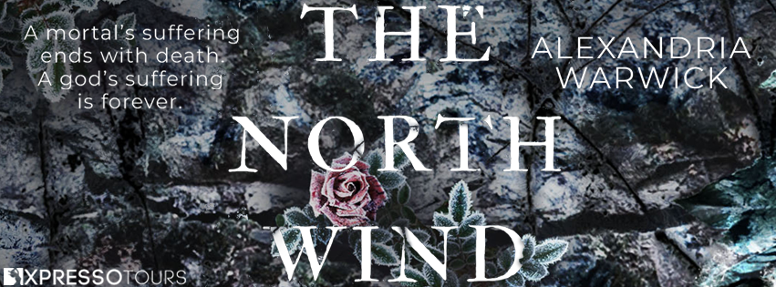 Cover Reveal: The North Wind by Alexandria Warwick
