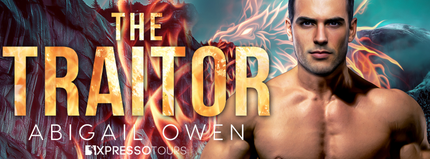 Cover Reveal: The Traitor by Abigail Owen