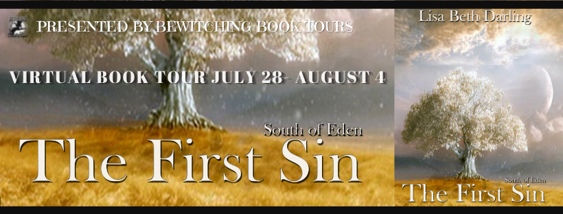 The First Sin (South of Eden) [Book Tour]