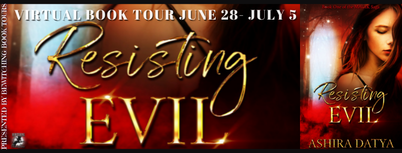 Resisting Evil [Book Tour with Excerpt]