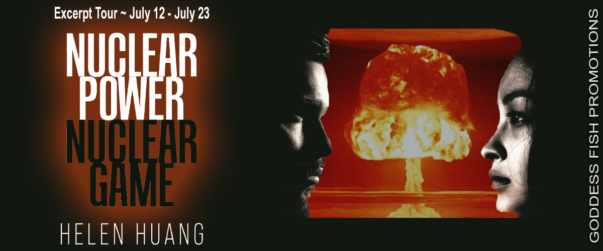 Nuclear Power Nuclear Game [Book Tour with Excerpt]