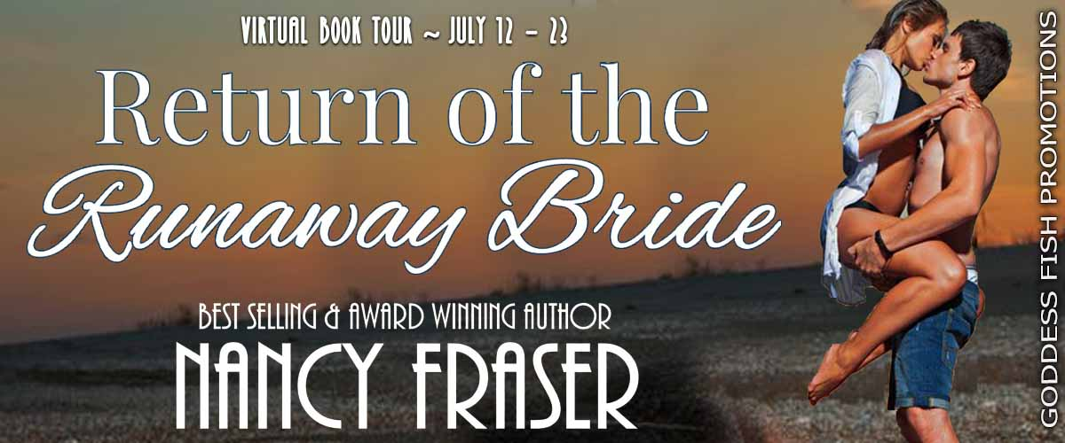 Author Guest Post with Nancy Fraser