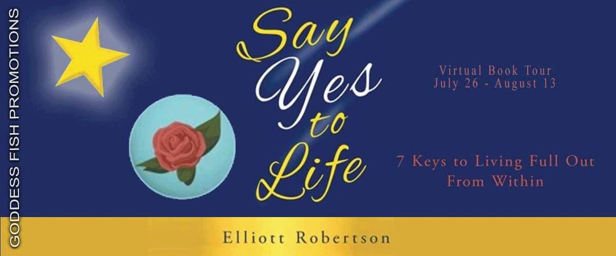 Author Guest Post with Elliott Robertson [Tour]