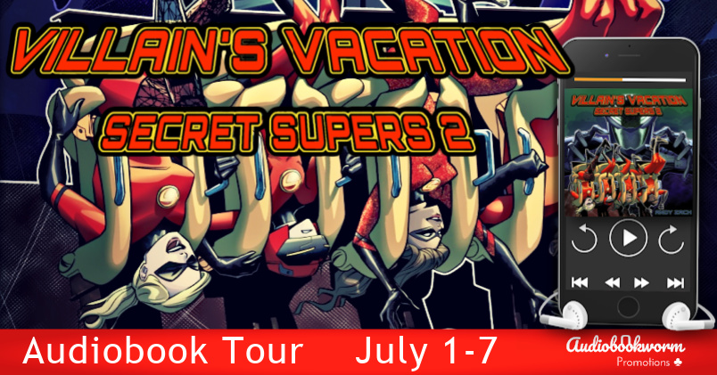 Villain's Vacation – 4 Star Book Review