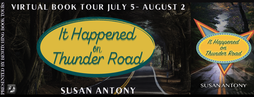 It Happened on Thunder Road by Susan Antony [Book Tour]