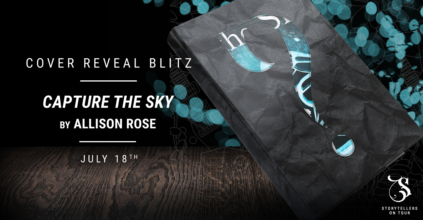 Cover Reveal: Capture the Sky