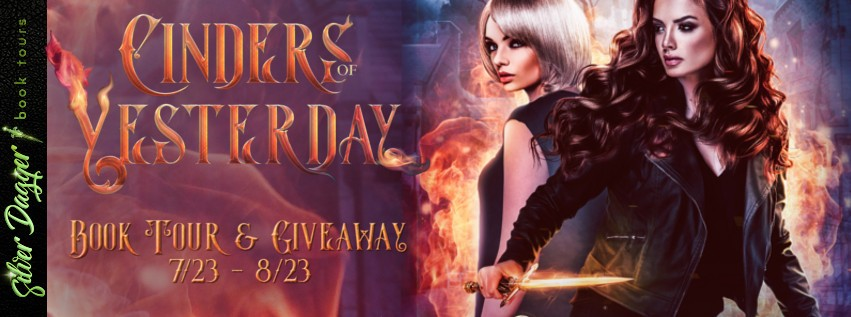 Cinders of Yesterday [Book Tour with Excerpt]