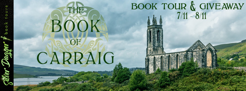The Book of Carraig [Book Tour with Excerpt]
