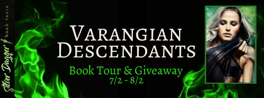 Varangian Descendants [Book Tour]