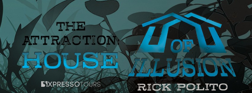 Cover Reveal: The Attraction: House of Illusion