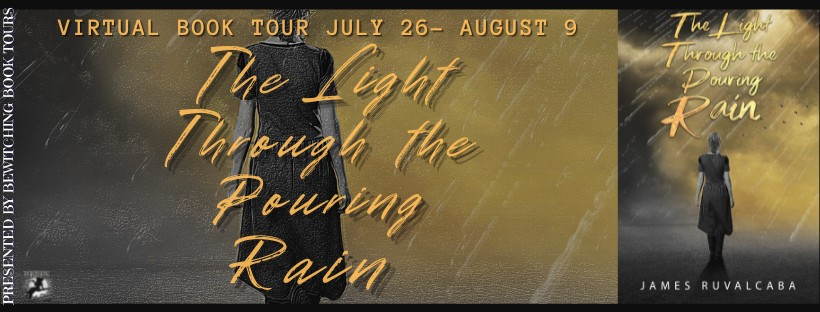 The Light Through the Pouring Rain [Book Tour]