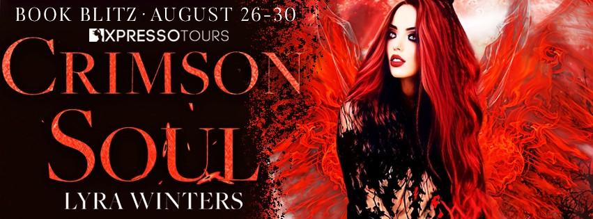 Crimson Soul by Lyra Winters [Book Blitz]