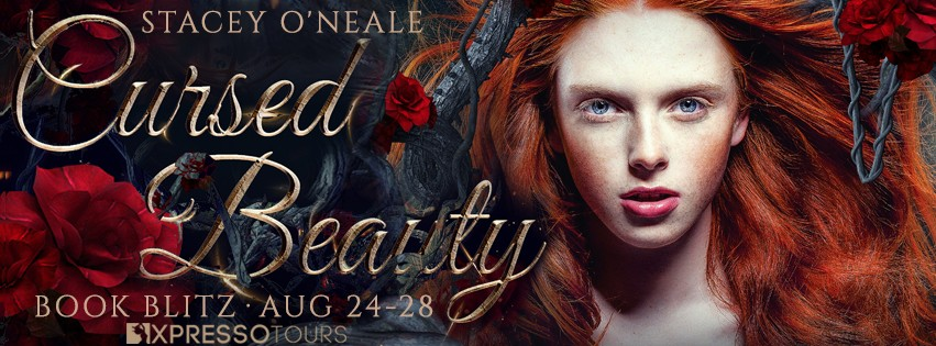 Cursed Beauty by Stacey O'Neale [Book Blitz]
