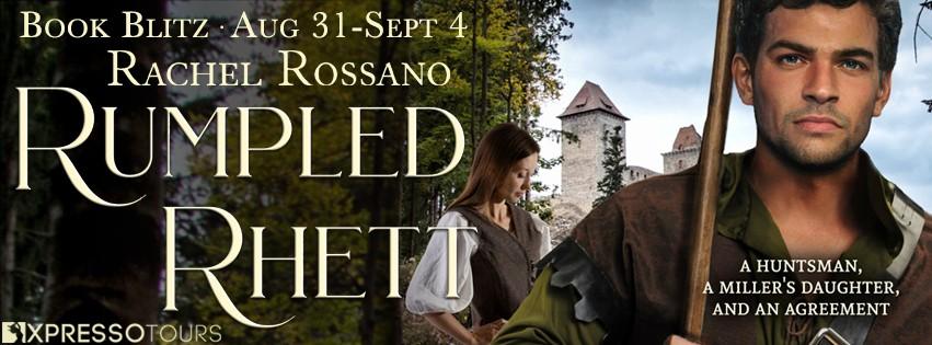 Rumpled Rhett by Rachel Rossano [Book Blitz]