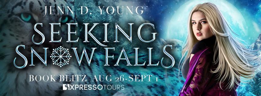 Seeking Snow Falls by Jenn D. Young [Book Blitz]