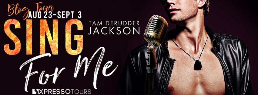 Author Guest Post with Tam Derudder Jackson