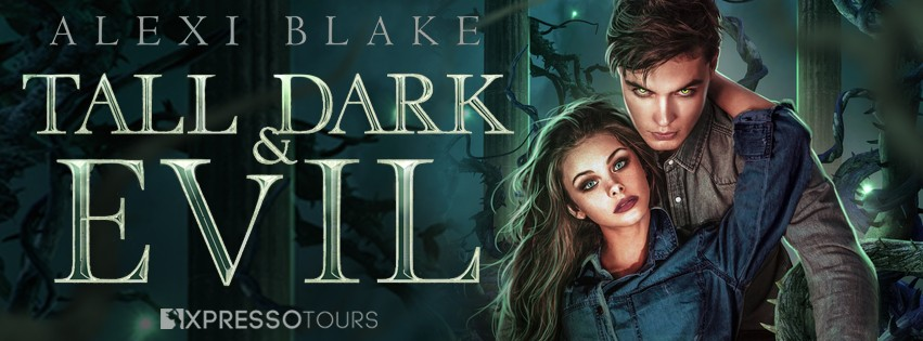 Cover Reveal: Tall Dark and Evil by Alexi Blake & May Sage