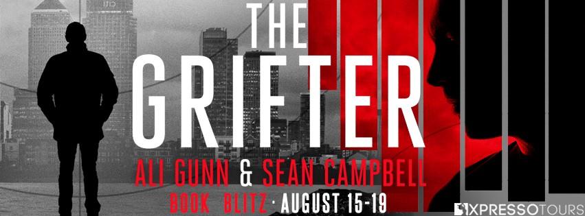 The Grifter by Ali Gunn & Sean Campbell [Book Blitz]