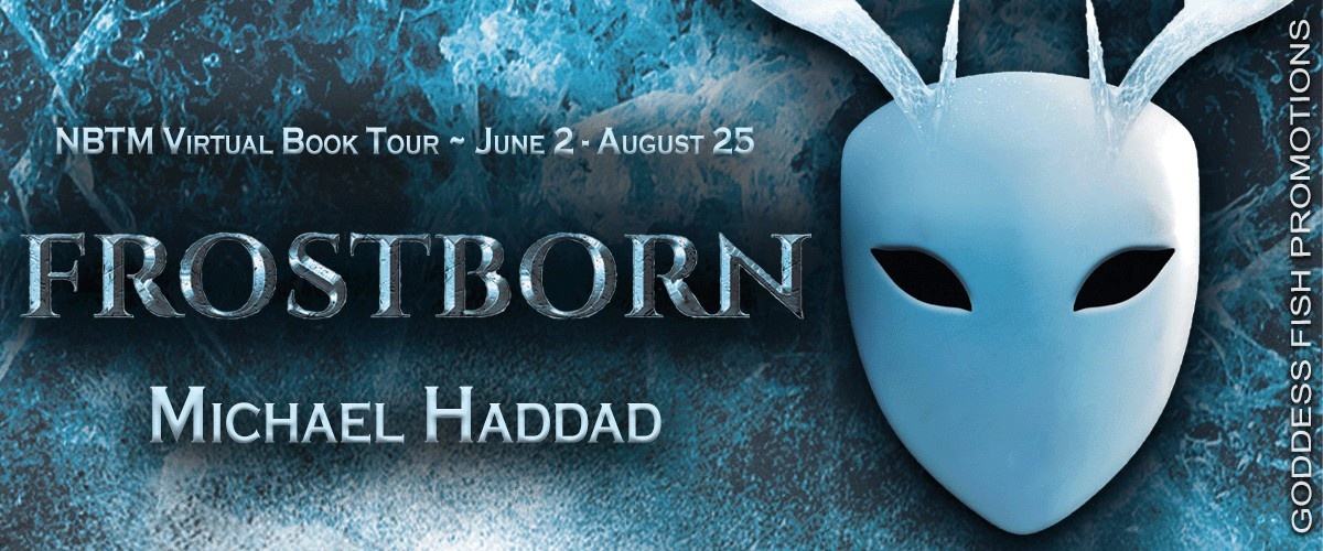 Frostborn by Michael Haddad – 4 Star Book Review