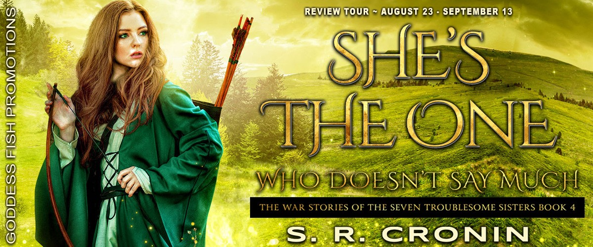 She's the One Who Doesn't Say Much – 5 Star Book Review