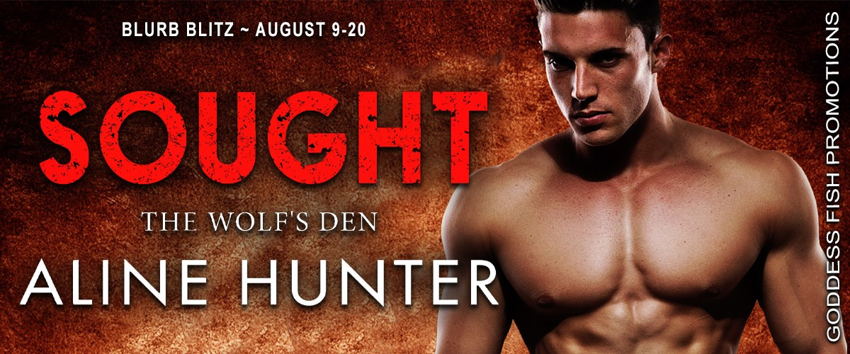 Sought by Aline Hunter [Book Blitz with Excerpt]