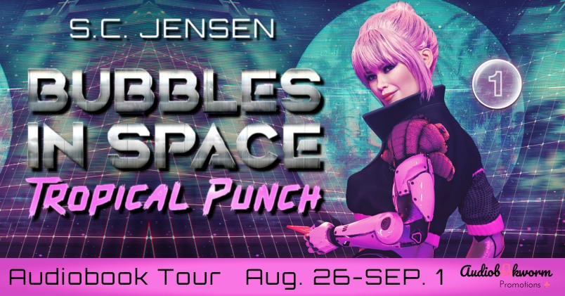 Tropical Punch by S.C. Jensen – 4 Star Book Review