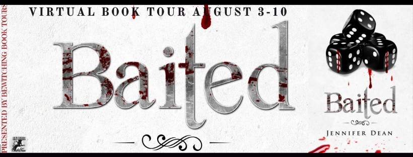Baited (Bound Series #3) [Book Tour with Excerpt]