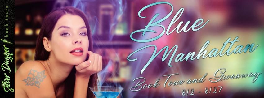Blue Manhattan by Kyra Jacobs [Book Tour]