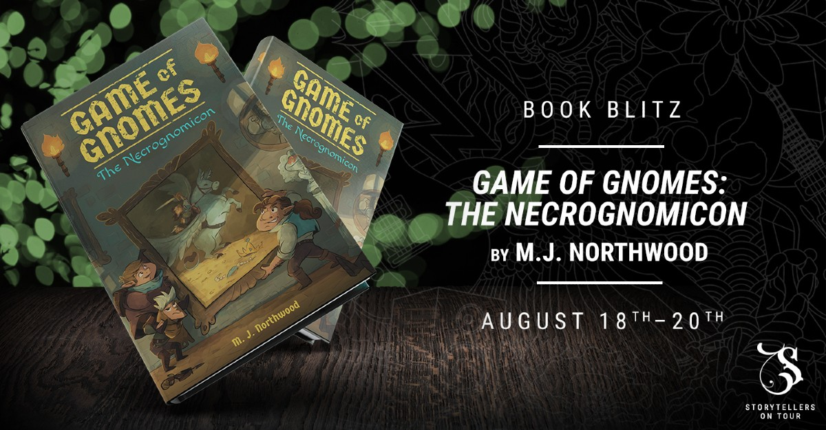 Game of Gnomes Series by M.J. Northwood [Book Blitz]
