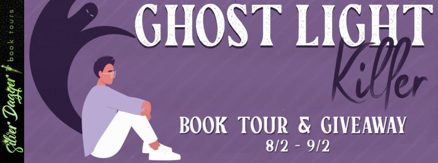 Ghost Light Killer by Dahlia Donovan [Book Tour]